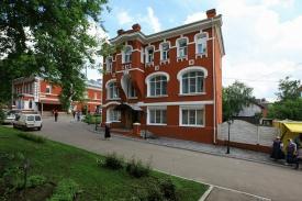 Вознесенская гостиница Троице-Сергиевой Лавры