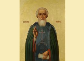 Проповедь архимандрита Илии (Рейзмира) после акафиста преподобному Сергию в 27-ю неделю по Пятидесятнице