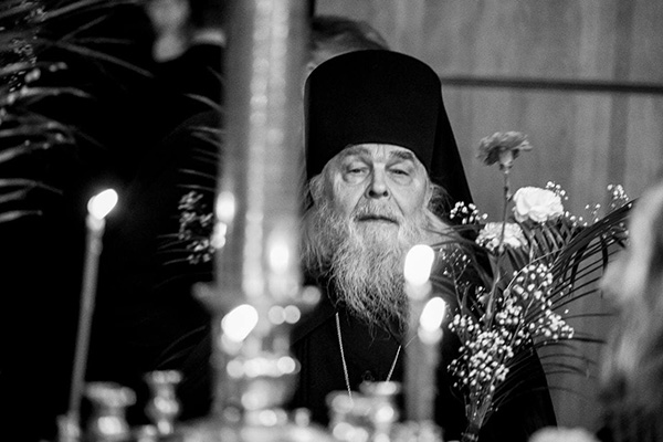 В Троице-Сергиевой Лавре отошел ко Господу архимандрит Александр (Богдан)