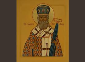Проповедь иеромонаха Аверкия в день памяти Святителя Иннокентия Московского