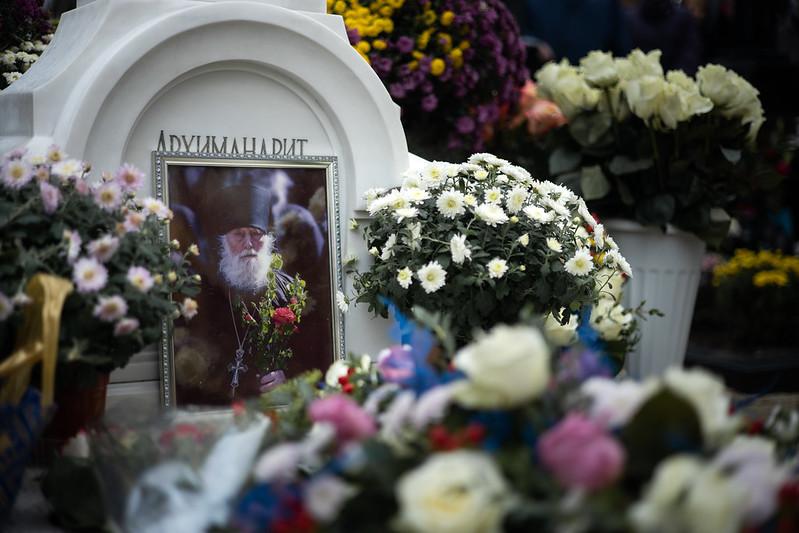 «Человек здесь не живет, а готовится к жизни»: в Лавре почтили память архимандрита Наума (Байбородина) в годовщину его преставления