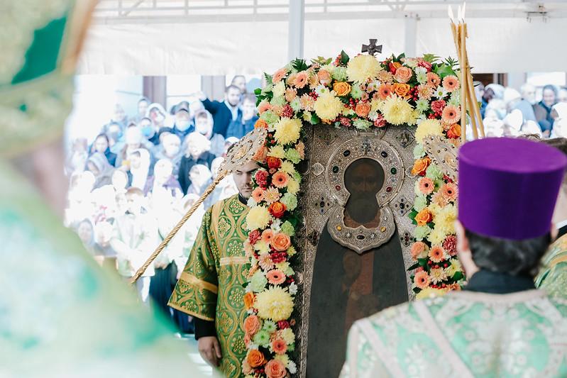 В Троице-Сергиевой Лавре почтили память преподобного Сергия