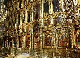 Иконы Успенского собора Троице-Сергиевой Лавры