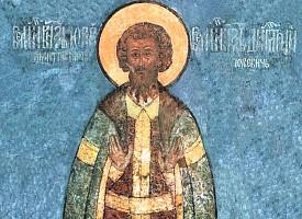 Крестник преподобного Сергия