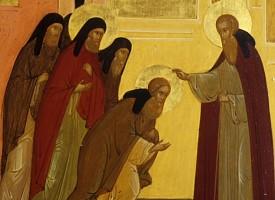 Троицкий патерик. Преподобномученики Григорий и Кассиан Авнежские, собеседники преподобного Сергия