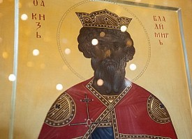Проповедь на праздник равноапостольного князя Владимира. Архимандрит Илия (Рейзмир)