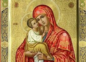 Проповедь на праздник в честь Почаевской иконы Богоматери. Архимандрит Илия (Рейзмир)