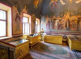 Святыни Серапионовой палаты