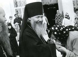 Троицкий синодик. Епископ Балахнинский Иерофей (Соболев, † 2001)