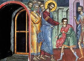 Проповедь в Неделю 10-ю по Пятидесятнице. Архимандрит Илия (Рейзмир)