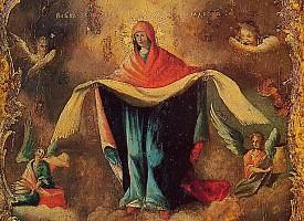 Попечение Матери Божией. Священномученик Серафим (Чичагов)