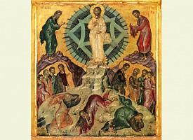 Икона Преображения Господня