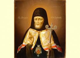 Празднование обретения мощей святителя Митрофана Воронежского