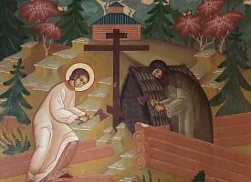 У истоков обители преподобного Сергия