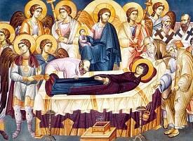 Успение Пресвятой Богородицы – престольный праздник Троице-Сергиевой Лавры