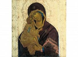 Празднование в честь Донской иконы Божией Матери