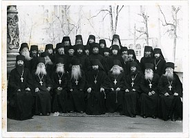 Троицкий синодик. День памяти иеромонаха Вениамина (Городкова, † 1965)