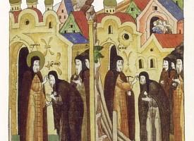 День памяти преподобных Саввы и Леонтия Стромынских, учеников преподобного Сергия Радонежского