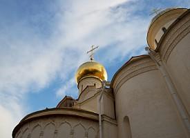 Лаврская церковь во имя преподобного Никона Радонежского