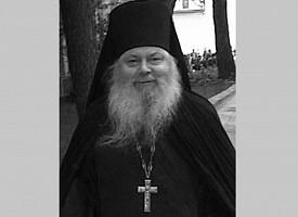 Троицкий синодик. 10 сентября – день памяти игумена Григория (Васильева, † 2016)