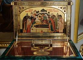 День обретения мощей святого благоверного князя Даниила Московского