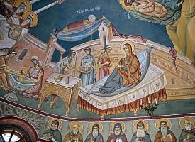 Слово на праздник Рождества Пресвятой Богородицы. Святитель Филарет (Дроздов)