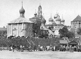 Предыстория появления Подольных храмов Троице-Сергиевой Лавры