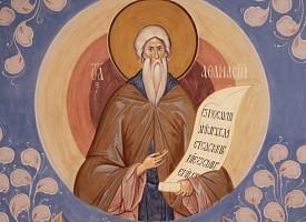 Преподобный Афанасий Высоцкий, собеседник преподобного Сергия