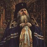 М. В. Нестеров. Архиепископ Антоний Волынский.<br> Холст, масло. 1917 г.