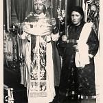 Архим. Тихон (Агриков) и иерод. Михей (Тимофеев, † 2009)