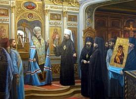 Троицкое подворье – резиденция Патриарха Тихона