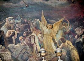 Проповедь Архимандрита Илии (Рейзмира). «Два Суда ожидают нас по окончании земной жизни...»