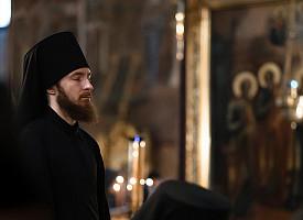 Проповедь в субботу первой седмицы Великого поста. Игумен Анфим (Черный)