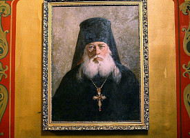 Троицкий синодик. Архимандрит Товия (Цимбал, † 1916)