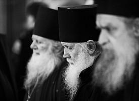 Слово в первую Неделю Великого поста. Митрополит Платон (Левшин)