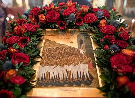Проповедь в день памяти свв. 40 мучеников Севастийских. Архим. Тихон (Агриков)