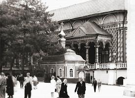 В Лавре преподобного Сергия. Из воспоминаний протодиакона Сергия Боскина