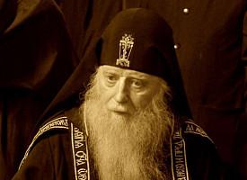 Троицкий синодик. Схиархимандрит Захария (Потапов, † 2019)