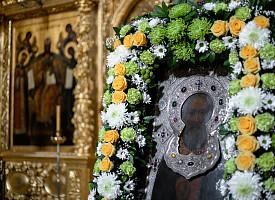 В Троице-Сергиевой Лавре почтили память преподобного Сергия Радонежского