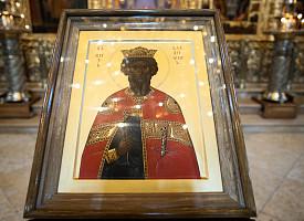 В День Крещения Руси в Троице-Сергиевой Лавре почтили память святого равноапостольного князя Владимира