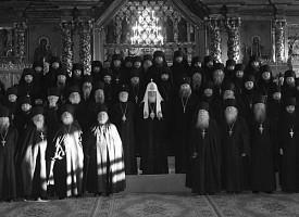 4 Октября 1738г. В Троице-Сергиевой лавре введено соборное правление
