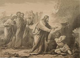 Проповедь архимандрита Илии (Рейзмира) в Седмицу 23-ю по Пятидесятнице