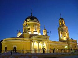 Лаврская святыня прибыла в Екатеринбург