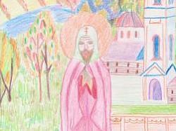 Конкурсы школьных сочинений и детских рисунков, посвящённые преподобному Сергию Радонежскому, пройдут в школах России
