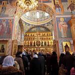 В день памяти преподобных Кирилла и Марии. Январь 2014 г.
