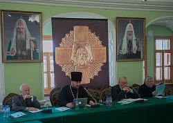 Видеорепортаж с Сергиевских научно-богословских чтений в МДА
