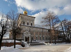Церковь преподобного Сергия с Трапезной палатой (Трапезная церковь, 1686-1692 гг.)