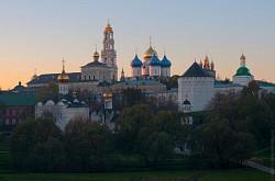 Подведены итоги реставрационных работ в Троице-Сергиевой Лавре