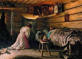 Преподобномученик Кронид (Любимов). Истинная жена-христианка