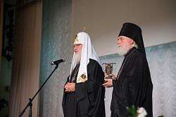 В престольный праздник и день празднования 200-летия пребывания Московской духовной академии в Свято-Троицкой Сергиевой лавре состоялся торжественный акт